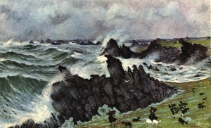Peinture de Charles Homualk
