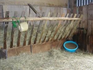 La Bergerie pour moutons d'Ouessant de Gilles Delorme